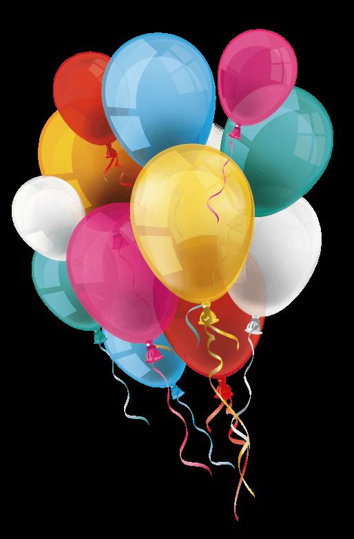 KLIKK Centrs Helija baloni